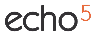 Echo5 Digital Logo